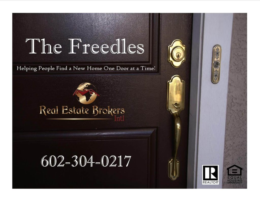 Phoenix Real Estate | Phoenix, AZ | The Freedles